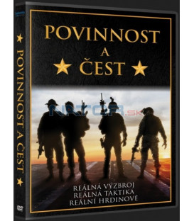 Povinnost a čest (Act of Valor) DVD