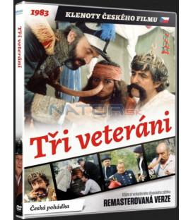 TŘI VETERÁNI (Remasterovaná verze) - DVD