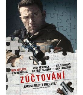 Zúčtování (The Accountant) 2016 DVD