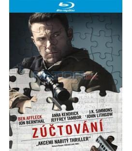 Zúčtování (The Accountant) 2016 Blu-ray