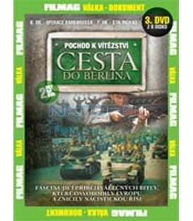 Pochod k vítězství - Cesta do Berlína 3. DVD (March to Victory: Road to Berlin)