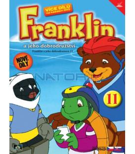 FRANKLIN A JEHO DOBRODRUŽSTVÍ 11 DVD