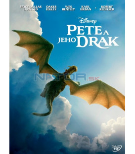 Pete a jeho drak (Pete´s Dragon) 2016 DVD