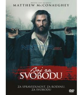 Boj za svobodu (Free State of Jones) DVD
