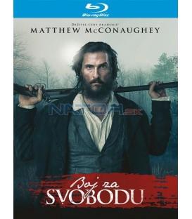 Boj za svobodu (Free State of Jones) Blu-ray