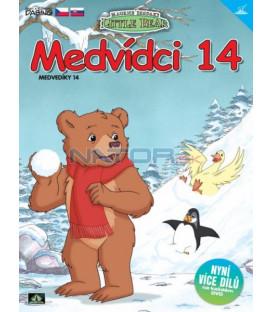 MEDVÍDCI 14 DVD