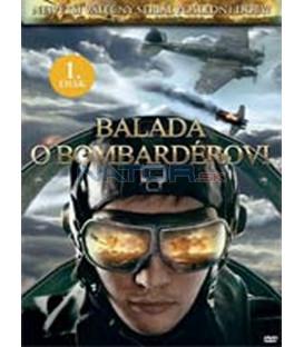 Balada o bombardérovi – 1. DVD (Ballad about the Bomber) – SLIM BOX