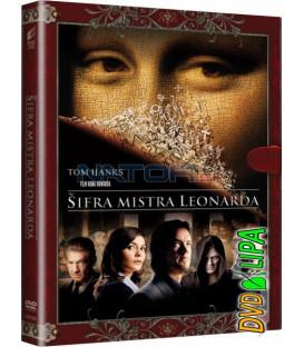 Šifra Mistra Leonarda (The Da Vinci Code) DVD (knižní edice)