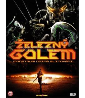 Železný Golem   (Metal Shifters) DVD