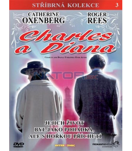 Charles a Diana   (Charles and Diana: Unhappily Ever After) DVD