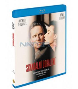 Skandální odhalení (Blu-ray)   (Disclosure)