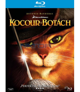 Kocour v botách (Puss in Boots) Blu-ray