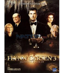 Flynn Carsen 3: Jidášův kalich  (Librarian 3)