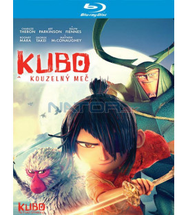 Kubo a kouzelný meč (Kubo and the Two Strings) Blu-ray