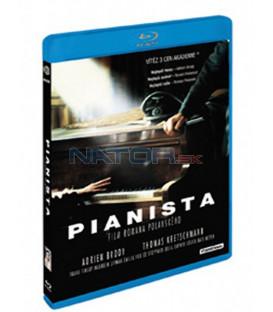 Pianista (Blu-ray)   (The Pianist)