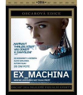 Ex Machina DVD Oscar edice (o-ring)