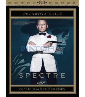 Spectre (JAMES BOND 007 - 24) DVD Oscar edice (o-ring)