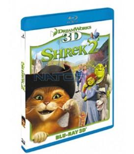 Shrek 2 (Blu-ray) 3D   (Shrek 2.)