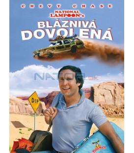 Bláznivá dovolená   (National Lampoon´s Vacation) DVD