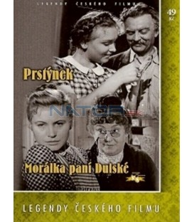 Prstýnek + Morálka paní Dulské DVD