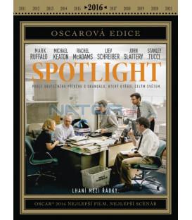 Spotlight DVD Oscar edice (o-ring)