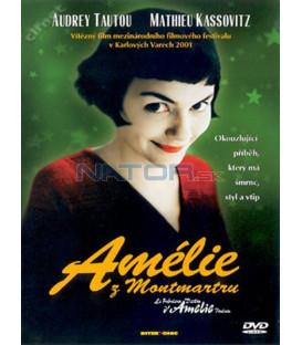 Amélie z Montmartu (Le fabuleux destin d´Amelie Poulainňň)