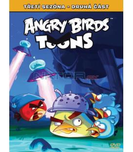 Angry Birds Toons 3. série 2. část DVD