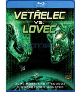 Vetřelec vs. Lovec (AVH: Alien vs. Hunter) – Blu-ray
