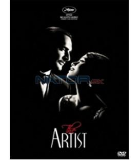 Umělec (The Artist) - černobílý němý film DVD