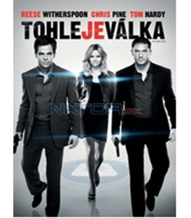 Tohle je válka!   (This Means War) DVD