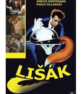 Lišák (Il volpone) DVD