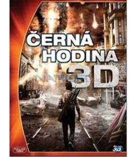 Černá hodina (The Darkest Hour ) Blu-ray 3D