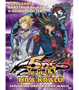 Yu-Gi-Oh 5D´s – 15. DVD – SLIM BOX