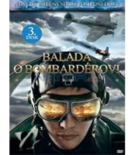 BALADA o bombardérovi – 3. DVD (Ballad about the Bomber) – SLIM BOX