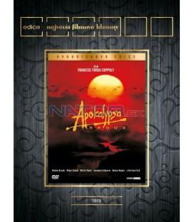 Apokalypsa 2DVD – Edice Největší Filmové klenoty  (Apocalypse Now)