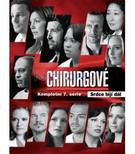 Chirurgové 7. série 6DVD  (Greys Anatomy - season 7)