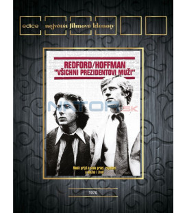 Všichni prezidentovi muži – Edice Největší Filmové klenoty  (All the President´s Men)