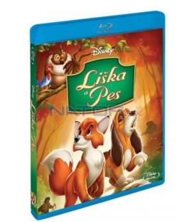 Liška a pes (Blu-ray)  (The Fox and the Hound )