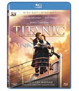 TITANIC 3D - Blu-ray 3D