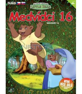 MEDVÍDCI 16 DVD