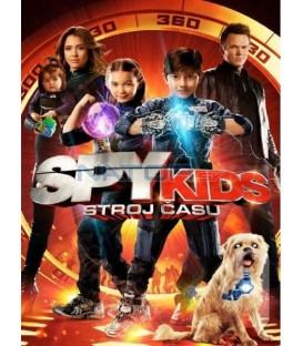 Spy Kids 4D: Stroj času (Spy Kids 4: All the Time in the World) DVD