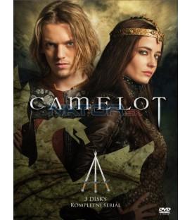 Camelot / 2011 – kompletní seriál na 3 DVD