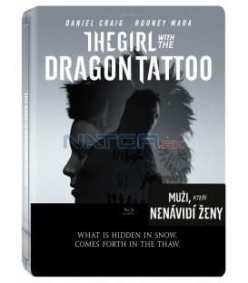 Muži, kteří nenávidí ženy 2011 - Blu-Ray (The Girl with the Dragon Tattoo)