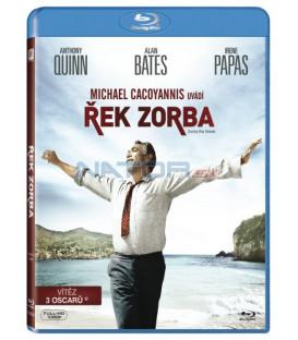 Řek Zorba ( Zorba the Greek ) 1964 - Blu-ray