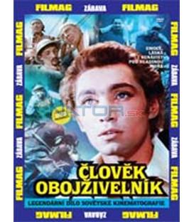 Člověk obojživelník DVD (Čelovek-Amfibija)