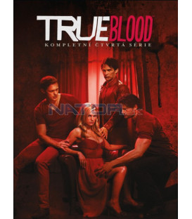 True Blood - Pravá krev 4. série 5DVD  (True Blood Season 4)