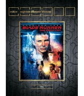 Blade Runner: Final Cut 2DVD – edice Největší filmové klenoty  (Blade Runner: Final Cut)