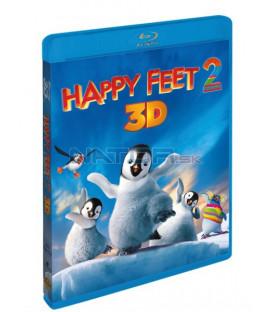 Happy Feet 2. (Blu-ray) 3D+2D (Happy Feet 2.)