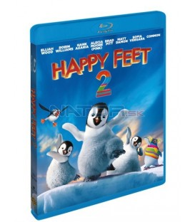 Happy Feet 2 (Blu-ray) (Happy Feet 2)