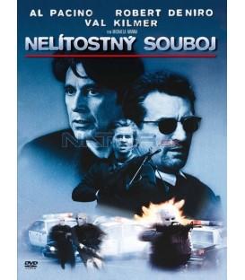 Nelítostný souboj  (Heat (1995) DVD
